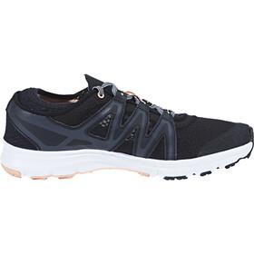 Salomon Crossamphibian Swift Shoes Dame black/phantom/peach nectar